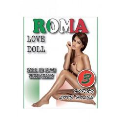Roma love doll 8466216000104 Gumibaba Gumibaba