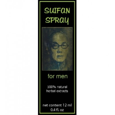 Suifan spray herbal Késleltető
