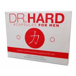 Dr.Hard 4PC Táplálékkiegészítők Táplálékkiegészítők